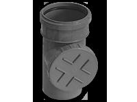 Czyszczak rewizja kanalizacji wewnętrznej z PP Jurex
